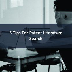 Patent Literature Search