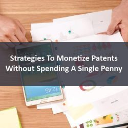 monetize patents