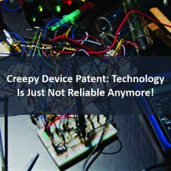 Creepy Device Patent:
