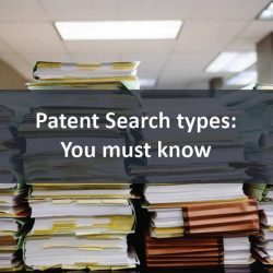 Patent Search Types