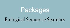 8. Biological Sequence Searches