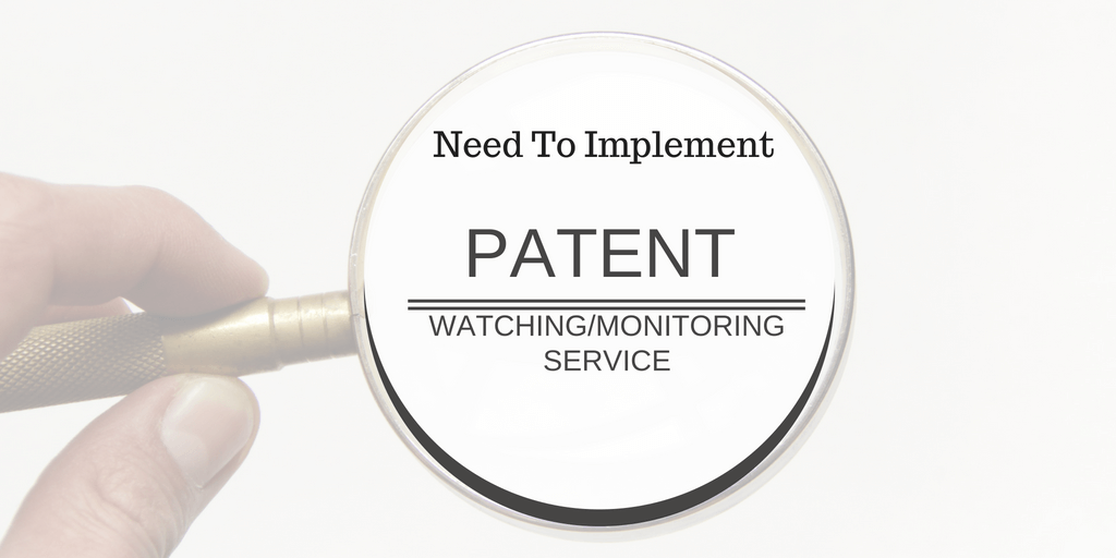 implement patent watching