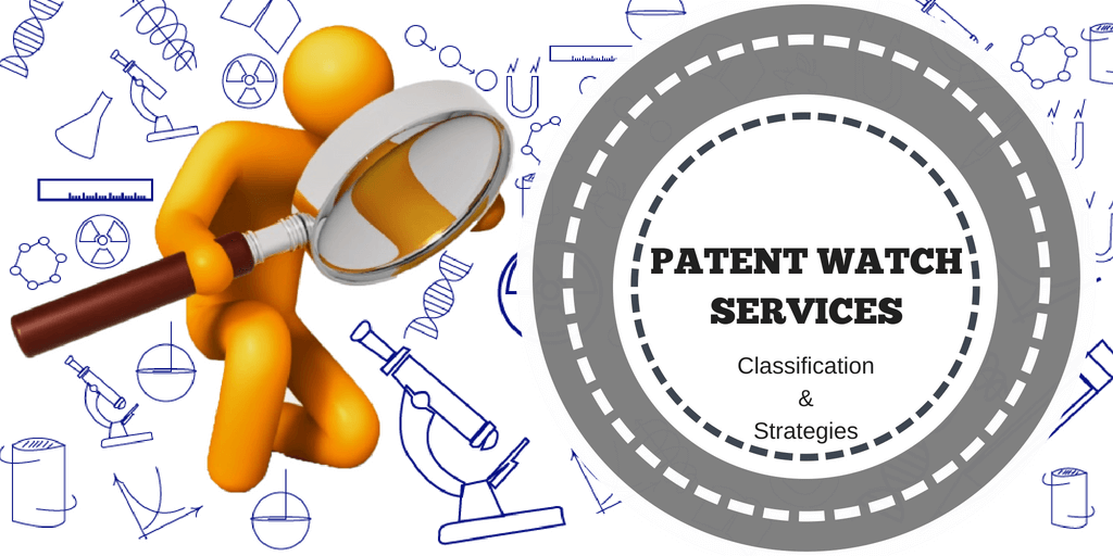 PATENT WATCH SERVICES