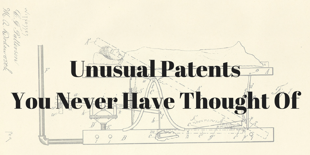 unusual patents