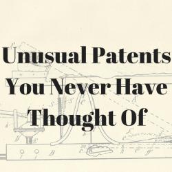 unusual Patents