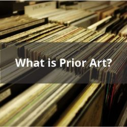 What is prior art