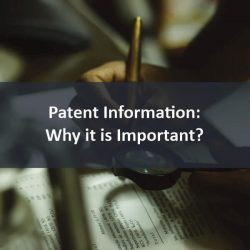 Patent Information Why it is Important