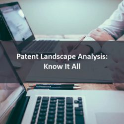 Patent Landscape Analysis Know It All
