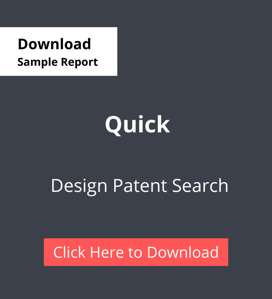 TPSF Sample Report Design Patent Search Quick