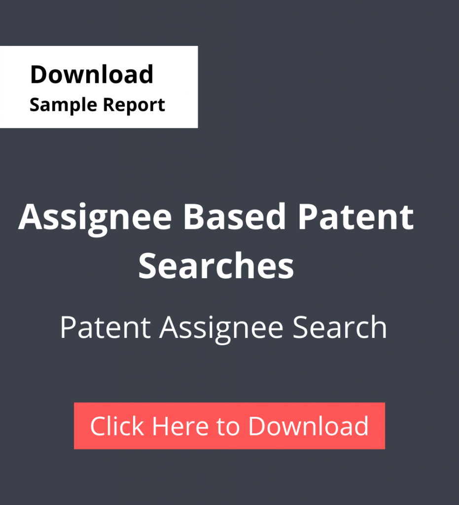 TPSF Sample Report Patent Assignee Search Services